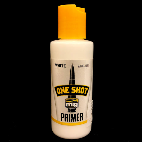 AMMO One-Shot Primer: White