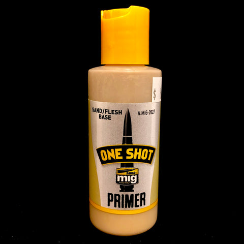 AMMO One-Shot Primer: Sand/Flesh Base