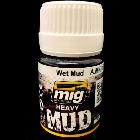 Ammo Heavy Mud-Wet Mud
