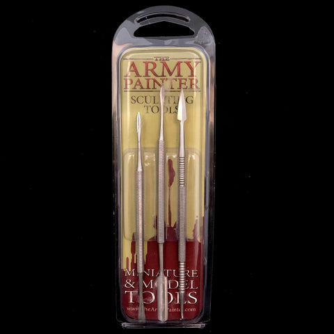 The Army Painter Sculpting Tools