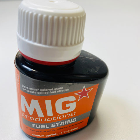 Mig Productions Fuel Stains P700 75 ML.