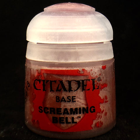 Games Workshop Citadel Base: Screaming Bell