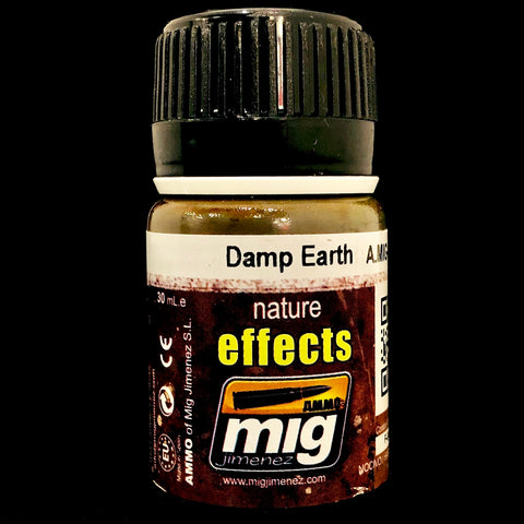 Ammo Nature Effects-Damp Earth