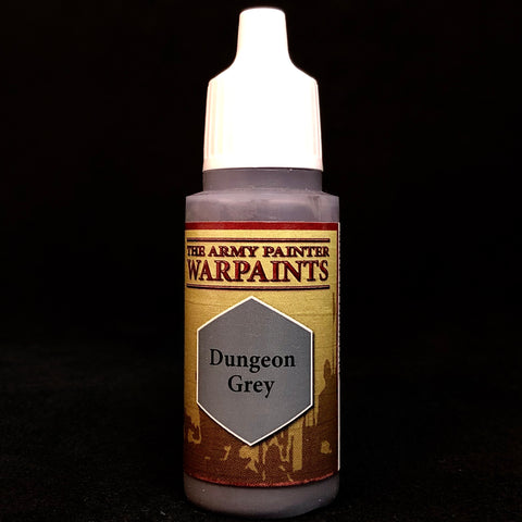 The Army Painter Warpaints Acrylic: Dungeon Grey