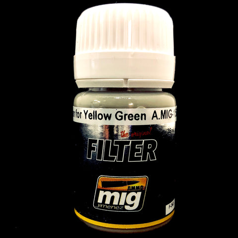 Ammo Filter-Tan for Yellow Green
