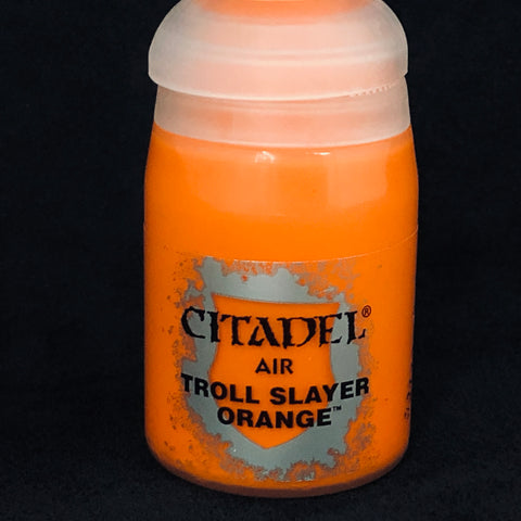 Games Workshop Citadel Air: Trollslayer Orange