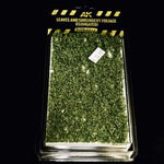 AK Diorama Series: Leaves and Shrubbery Foliage (Elongated)