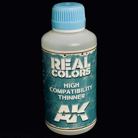 AK Interactive Real Colors High Compatibility Thinner