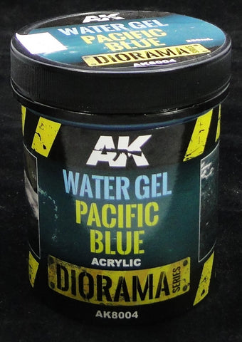 AK Interactive Diorama Series- Pacific Blue Water Gel