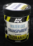 AK Interactive Acrylic Diorama Series- Transparent Water Gel