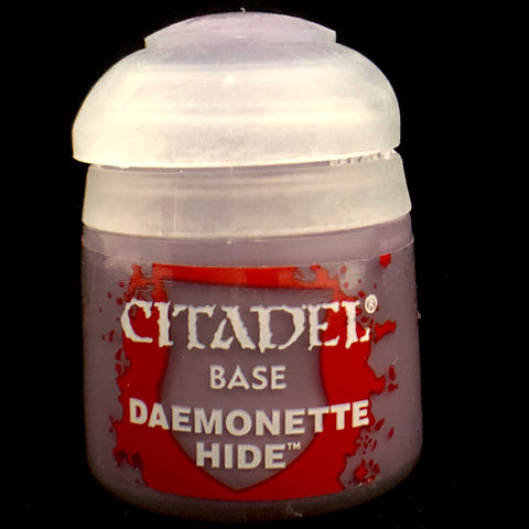 Games Workshop Citadel Base: Daemonette Hide