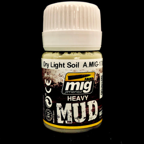 Ammo Heavy Mud-Dry Light Soil