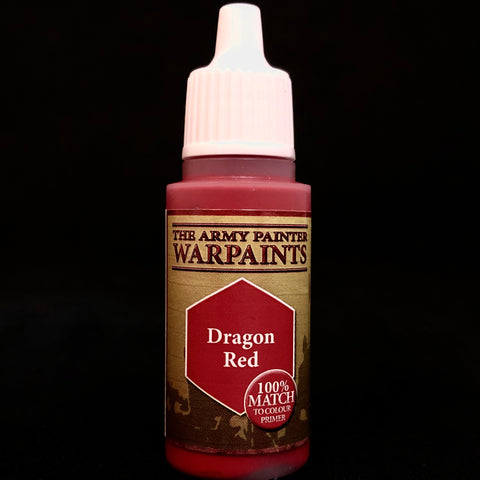 The Army Painter Warpaints Acrylic: Dragon Red