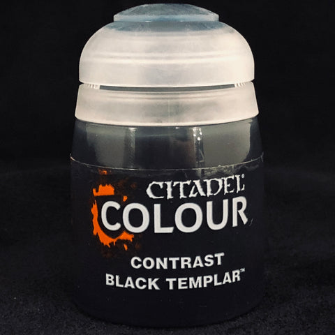 Games Workshop Citadel Contrast: Black Templar