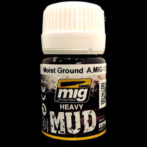 Ammo Heavy Mud-Moist Ground