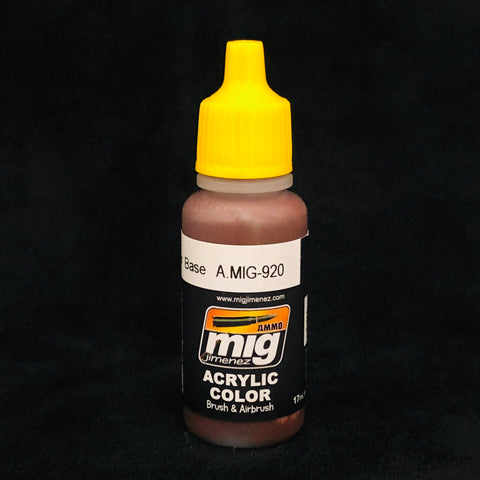 Ammo By Mig Jimenez Acrylic Color: AMIG0920 Red Primer Base