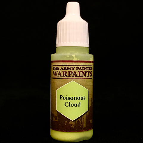 The Army Painter Warpaints Acrylic: Poisonous Cloud