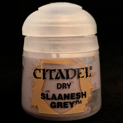 Games Workshop Citadel Dry: Slaanesh Grey