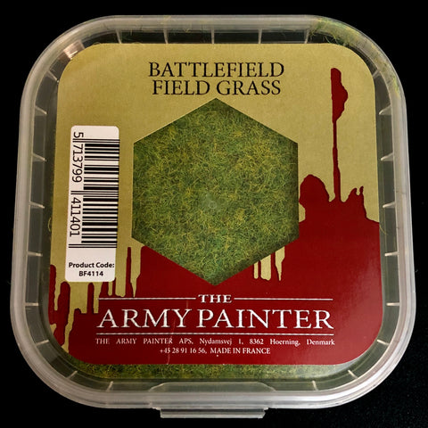 Battlefield Basing: Field Grass