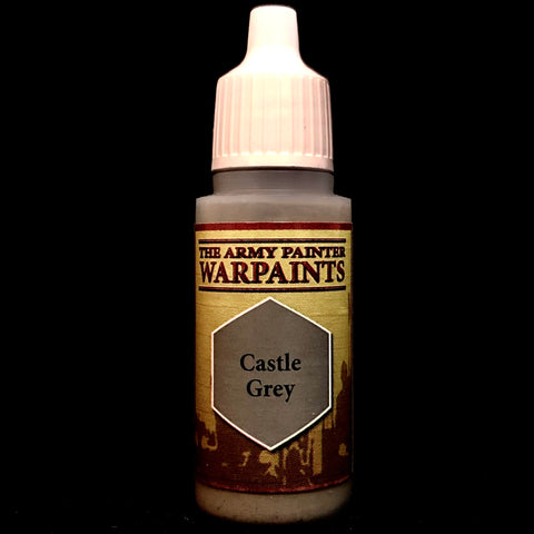 The Army Painter Warpaints Acrylic: Castle Grey
