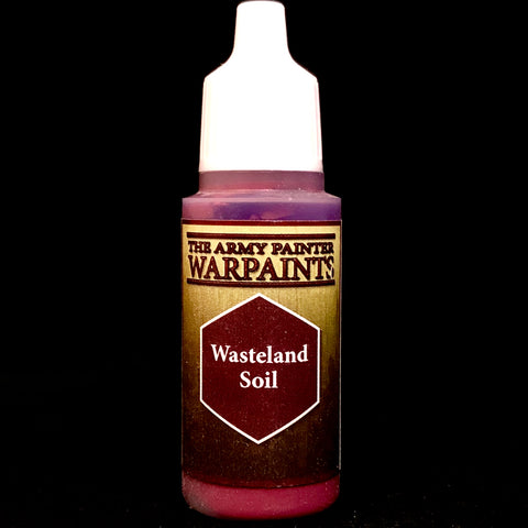 The Army Painter Warpaints Acrylic: Wasteland Soil