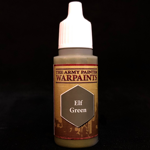 The Army Painter Warpaints Acrylic: Elf Green