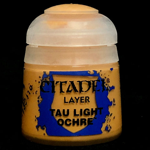 Games Workshop Citadel Layer: Tau Light Ochre