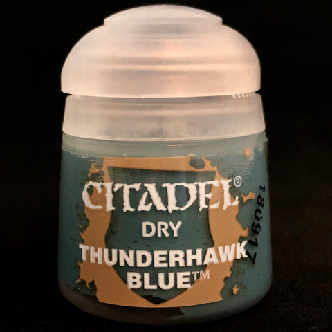 Games Workshop Citadel Dry: Thunderhawk Blue