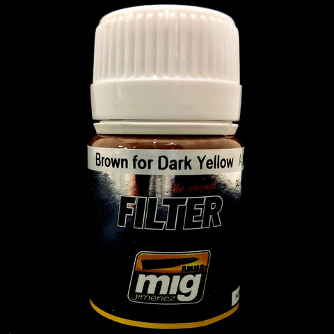 Ammo Filter-Brown for Dark Yellow