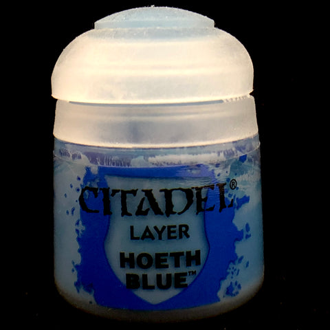Games Workshop Citadel Layer:  Hoeth Blue
