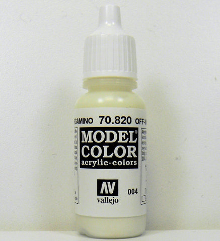 Vallejo Model Color Acrylic- Off White