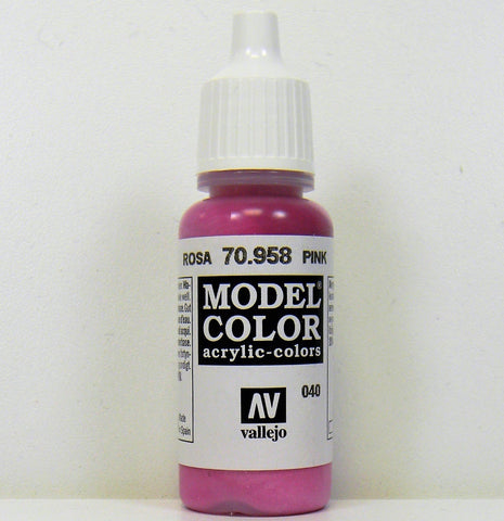 Vallejo Acrylic Model Color- Pink