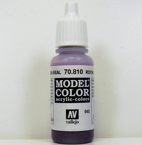 Vallejo Acrylic Model Color- Royal Purple