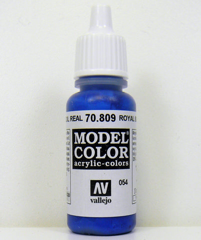 Vallejo Acrylic Model Color- Royal Blue