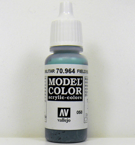 Vallejo Acrylic Model Color- Field Blue