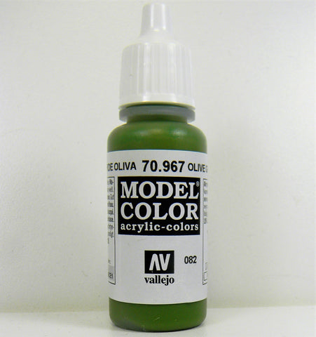 Vallejo Acrylic Model Color- Olive Green