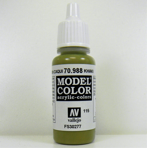Vallejo Acrylic Model Color- Khaki