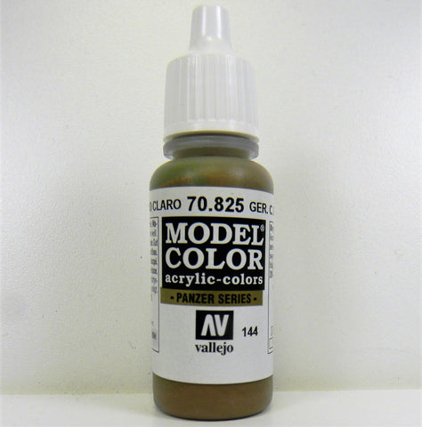 Vallejo Acrylic Model Color- German Camouflage Pale Brown