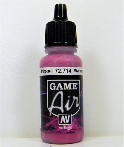 Vallejo Air Game Color- Warlord Purple
