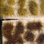 Gamers Grass Wild Tufts Set: Dry Steppe