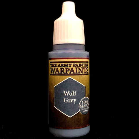 The Army Painter Warpaints Acrylic: Wolf Grey