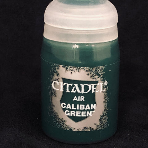 Games Workshop Citadel Air: Caliban Green