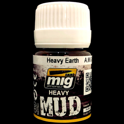 Ammo Heavy Mud-Heavy Earth