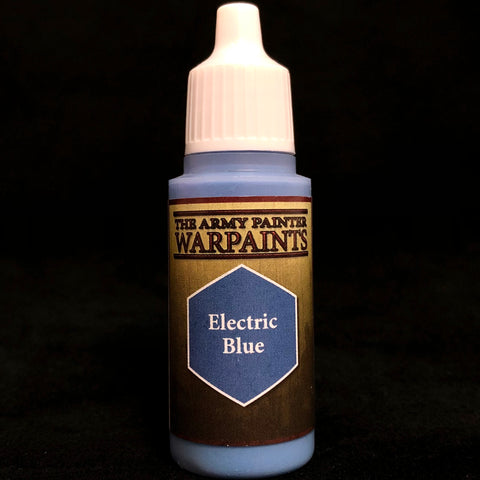 The Army Painter Warpaints Acrylic: Electric Blue