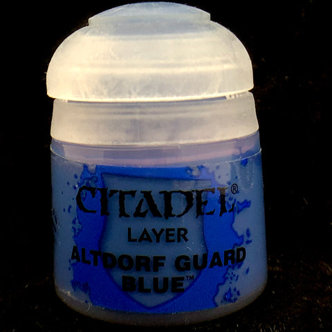 Games Workshop Citadel Layer:  Altdorf Guard Blue