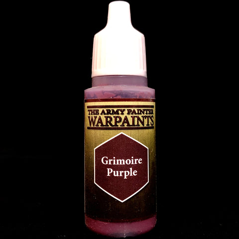 The Army Painter Warpaints Acrylic: Grimoire Purple