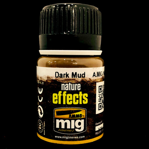 Ammo Nature Effects-Dark Mud
