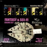 Abteilung 502 Fantasy and Sci-Fi Colors Set