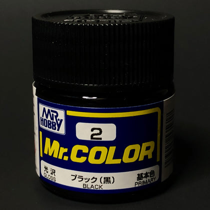 Mr. Color Gloss Black #2