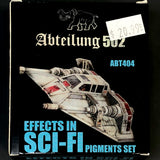 Abteilung 502 Effects in Sci-Fi Pigment Set